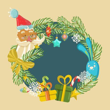 Christmas background, Christmas decoration