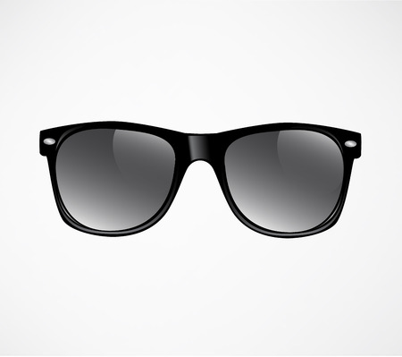 gafas de sol: Gafas de sol de fondo ilustraci�n vectorial Vectores