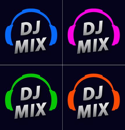 music background: Club Dj Flyer Set