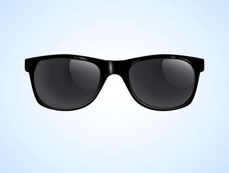 Sunglasses Vector Isolated illustration background. Sunglasses Vector Isolated illustration background