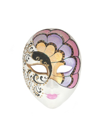 venecian: Venecian mask Stock Photo