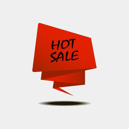 proposition: Hot sale label