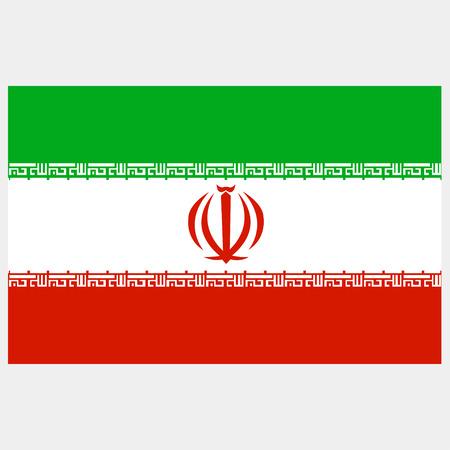 이란의 국기