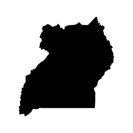 territory: Territory of Uganda Illustration