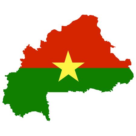 burkina faso: Territory of Burkina Faso