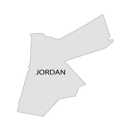 territory: Territory of Jordan Illustration