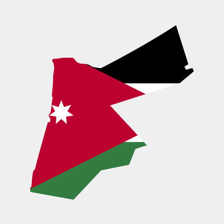 jordan: Territory of Jordan Illustration