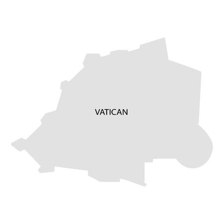 territory: Territory of Vatican Illustration