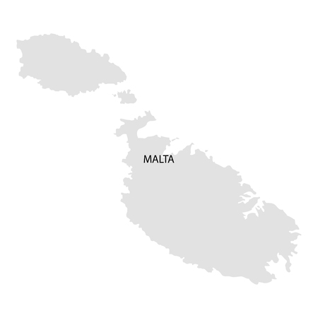 malta: Territory of Malta Illustration