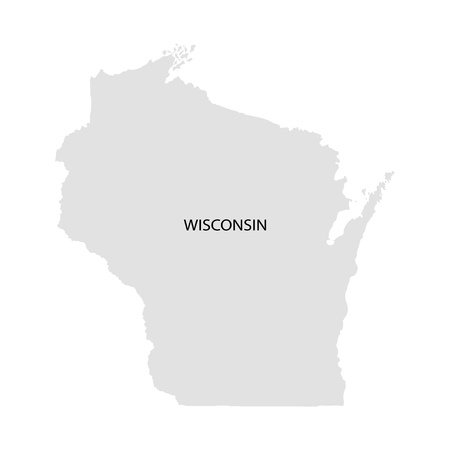 territory: Territory of Wisconsin Illustration