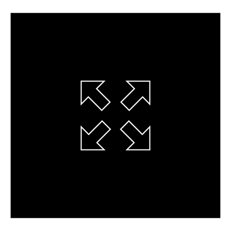 icon: Pointers icon Illustration