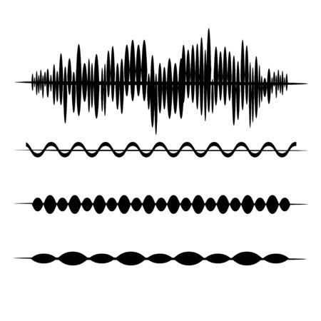 Terremoto. Scala di magnitudo del terremoto Richter. Illustrazione vettoriale. EPS 10 Vettoriali