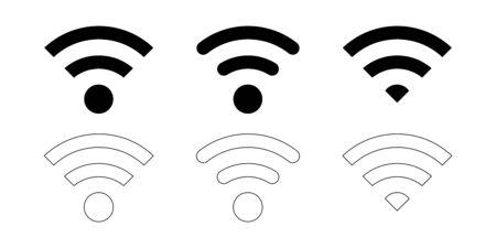Wireless technology. World technology.