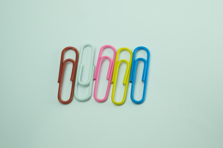 paperclip: PaperClip Stock Photo