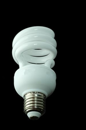 bombillo ahorrador: Energy saving light bulbs Foto de archivo