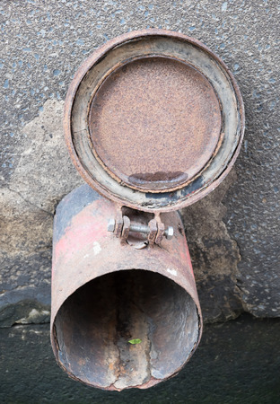 polluting: Waste pipe or drainage polluting environment