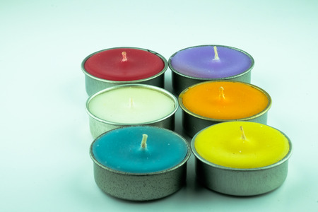 scent: Tea-Light scent candle