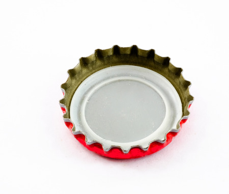 can opener: Photo of Bottle cap Stock Photo