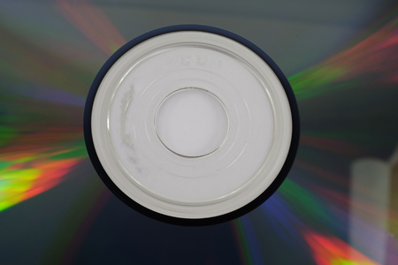 versatile: Compact Disk(CD),Digital Versatile Disc(DVD) Stock Photo