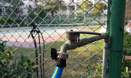 watertap: Watertap spilling water