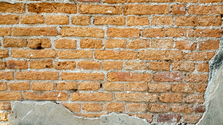 Old cements bricks wall background
