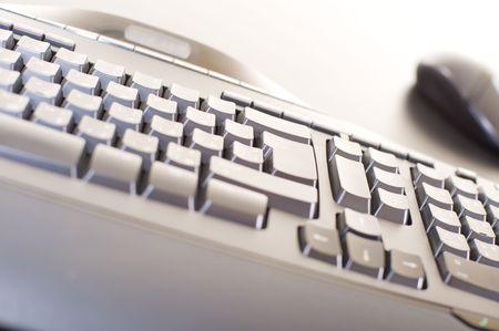 적합: Abstract of a computer keyboard, suitable for background image or conceptual design.