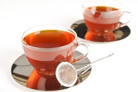 Antioxidant rich healthy herbal tea from the Western Cape region in South Africa. photo