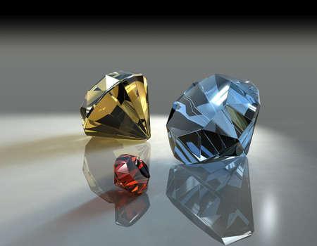 sapphire: Diamond and precious stone