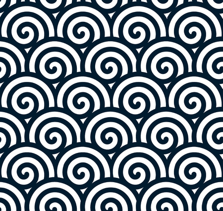 Spiral vector background Vector