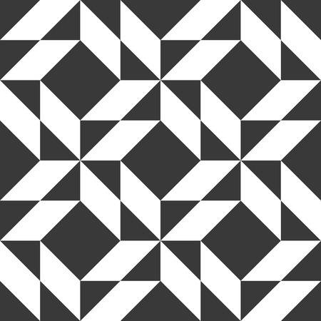 ダイヤモンドとシームレスな抽象的な幾何学的な装飾的な背景