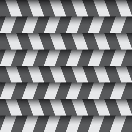 シームレスなストライプ パターン背景。ベクトル図  イラスト・ベクター素材