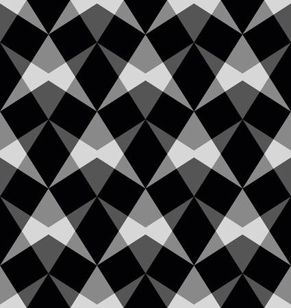 形の抽象ベクトル シームレス パターン。モダンな幾何学的なテクスチャー。アートを選ぶ
