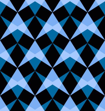 抽象的な形でシームレスなパターン ベクトル。モダンな幾何学的なテクスチャです。アートを選ぶ