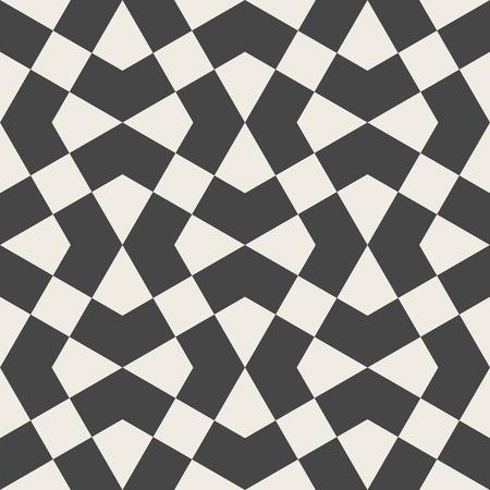 シームレス パターンをベクトルします。アラビア語の幾何学的なテクスチャです。イスラム美術