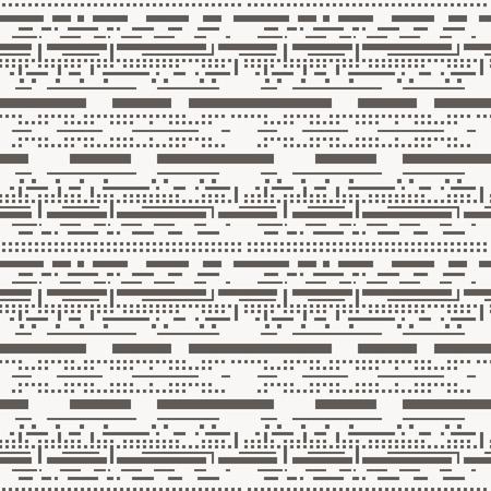 Different strokes seamless hi-tech digital  pattern background