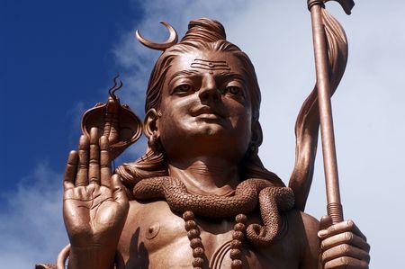 occultism: shivas statue 1