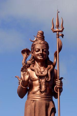 ocultismo: la estatua de Shiva 3