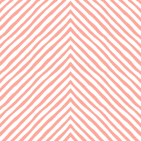 seamless pattern with linear stripes. Suitable for printed handkerchief or textile.