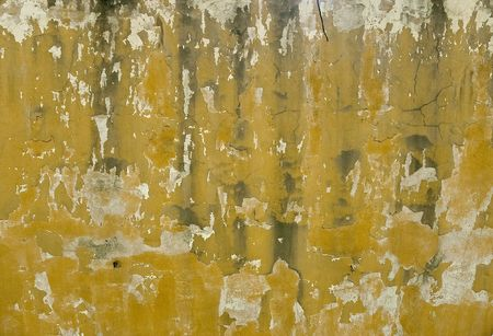 multiple stains: Random white, gray, black and yellow grunge background with multiple layesrs, stains and cracks. Stock Photo