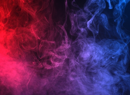 Abstract smoke background Stock Photo - 17017264