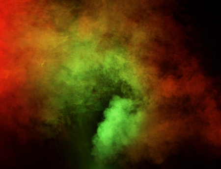 Abstract smoke background Stock Photo - 17017294
