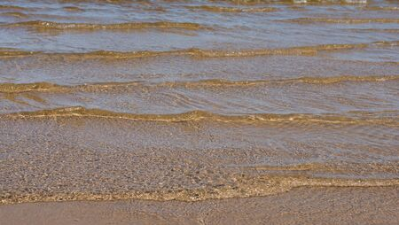 Rippled water texture background. Wave abstract background