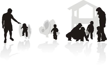 offspring: Playground Illustration