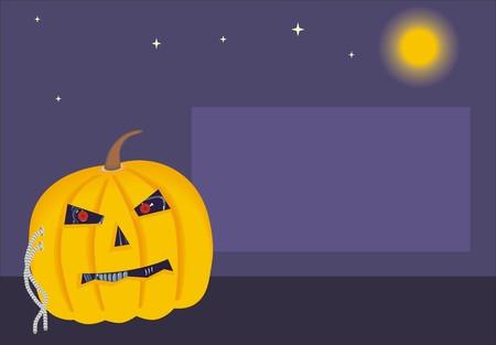 terminator: halloween terminator Illustration