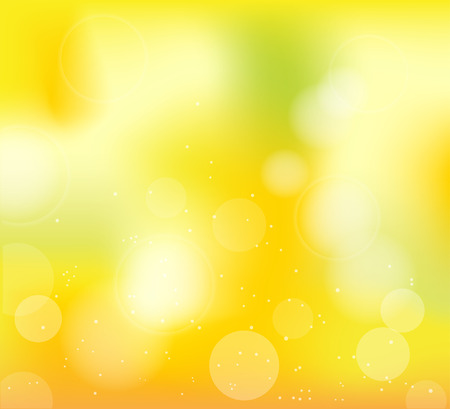 background yellow: autumn frame with blur yellow background