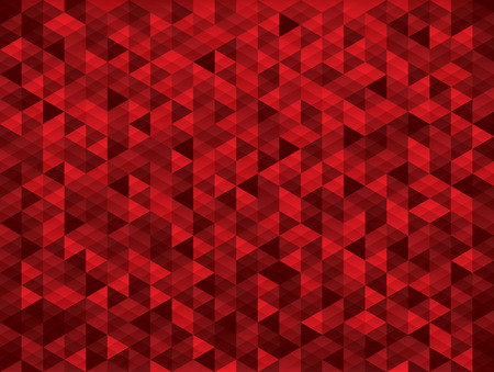 shingles: colorful abstract  tiled pattern as web Illustration