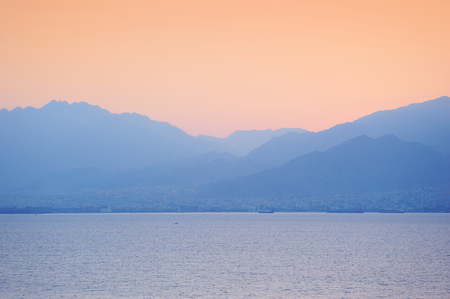 Summer holidays in Israel - Red Sea, Gulf of Eilat