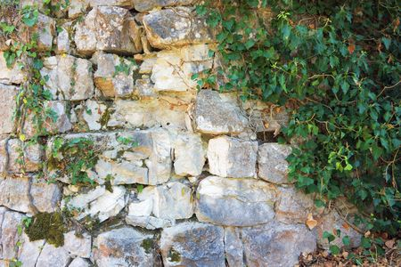 Stone wall background Stock Photo - 7806684