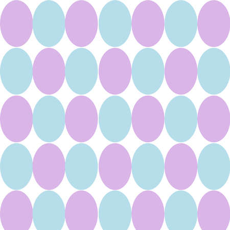 Eggs abstract pattern. Easter background