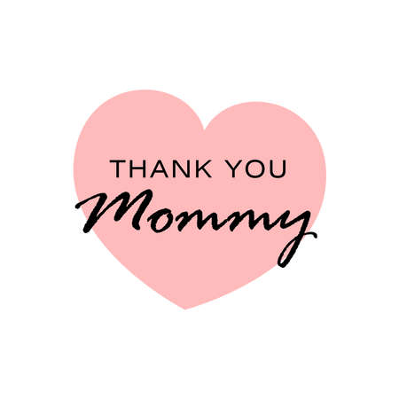 Thank you Mommy. Happy mother's day
